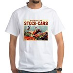 French Racing White T-Shirt