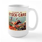 French Racing Large Mug