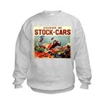 French Racing Kids Sweatshirt