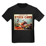 French Racing Kids Dark T-Shirt
