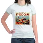French Racing Jr. Ringer T-Shirt