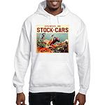 French Racing Hooded Sweatshirt