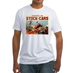 French Racing Fitted T-Shirt