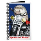Spikes on Bikes! Journal