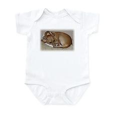 Unique Italian greyhound Infant Bodysuit