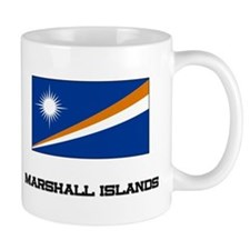 Marshall Islands Flag Coffee Mug