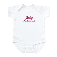 Bailey - The Bridesmaid Infant Bodysuit