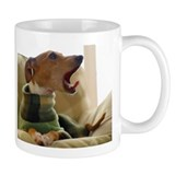 Yawns Small Mug