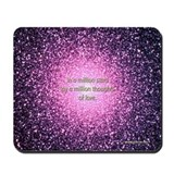 """A Million Stars"" Mouse Pad"