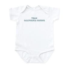 Team California Condor Infant Bodysuit