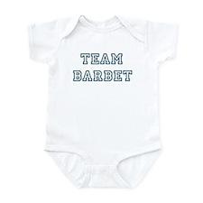 Team Barbet Infant Bodysuit