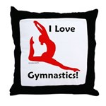 Gymnastics Pillow - Love