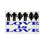 Love is Love Magnets (100 pack)