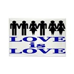 Love is Love Magnet (10 pack)