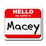 Hello my name is Macey Mousepad