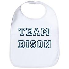 Team Bison Bib