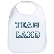 Team Lamb Bib
