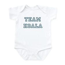 Team Koala Infant Bodysuit