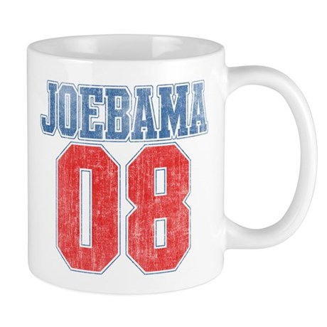 Joebama 08 Mug