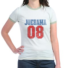 Joebama 08 Jr. Ringer T-Shirt