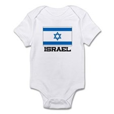 Israel Flag Infant Bodysuit