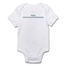 Team Ivory-Billed Woodpecker Infant Bodysuit