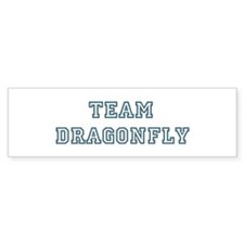 Team Dragonfly Bumper Bumper Sticker