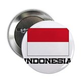 "Indonesia Flag 2.25"" Button (10 pack)"