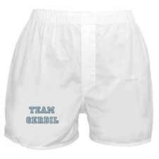 Team Gerbil Boxer Shorts
