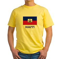 Haiti Flag T