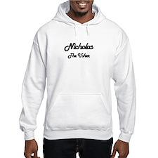 Nicholas - The Usher Jumper Hoody