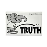 GOP Elephant Pees on Truth Magnets (100 pack)