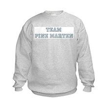 Team Pine Marten Sweatshirt