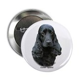 "Cocker Spaniel 9T004D-537 2.25"" Button"