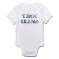 Team Llama Infant Bodysuit