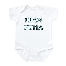 Team Puma Infant Bodysuit