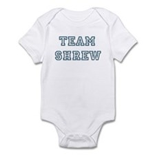 Team Shrew Infant Bodysuit