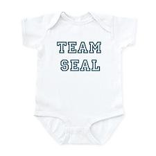 Team Seal Infant Bodysuit