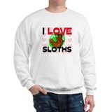 I Love Sloths Jumper