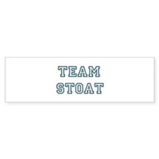 Team Stoat Bumper Sticker (50 pk)