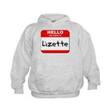 Hello my name is Lizette Hoody