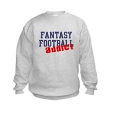 Fantasy Football Addict Sweatshirt