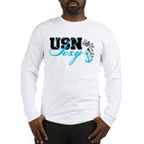 USN Sexy Long Sleeve T-Shirt