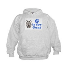 G is for Goat Blue - Hoodie