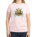 Stylish Om Women's Light T-Shirt