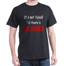Flyball t-Shirt First Blood