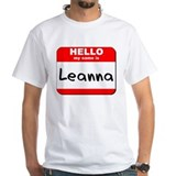 Hello my name is Leanna Shirt