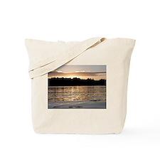 Sleepy Lake! Tote Bag