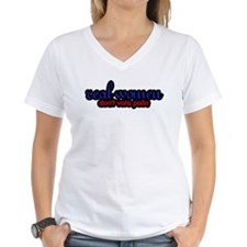 Real Women/Don't Vote Palin Shirt