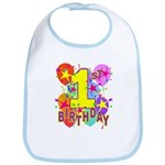 BIRTHDAY 1 Bib